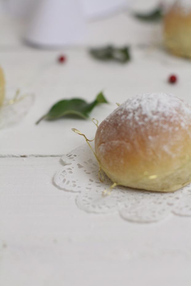 Petits pains briochés Mon Goûter de Noël - Besly -