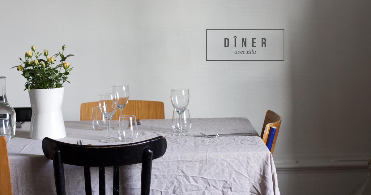 un chef domicile pour un d ner entre blogueuses besly blog cuisine et stylisme culinaire. Black Bedroom Furniture Sets. Home Design Ideas