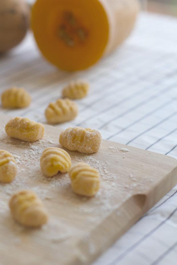 Gnocchis à La Courge Butternut Besly Blog Cuisine Et Stylisme - Cuisiner la courge butternut