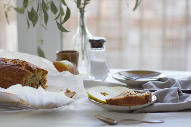 Recette banana bread - Besly -