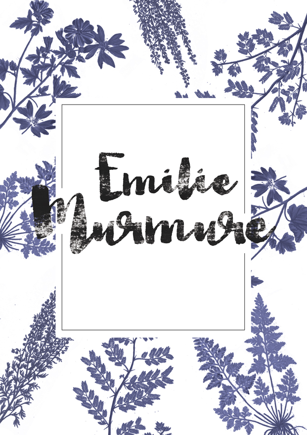 Illustration Besly - Portrait Emilie Murmures