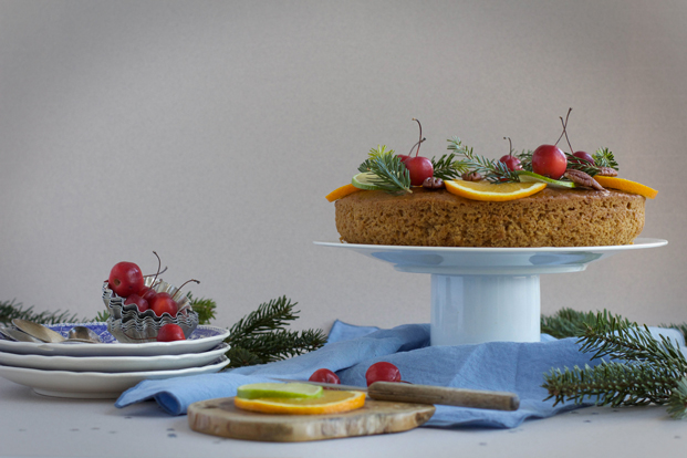 Menu de Noël : Pain d'épices - Besly -