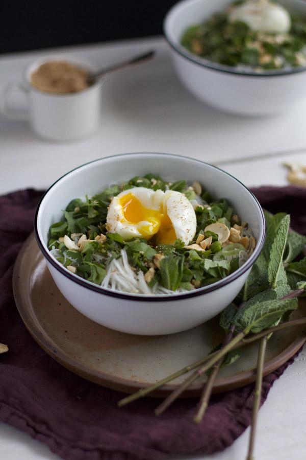 Bol de Vermicelles de riz façon Thaï - Besly -