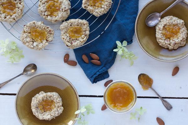 Recette-biscuit-avoine-confiture-mandarine-Besly