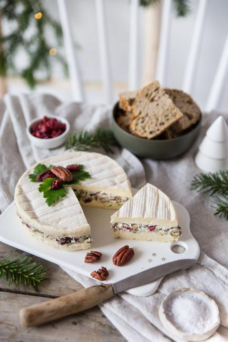 Reblochon farci de Noël Besly stylisme et photographie culinaire