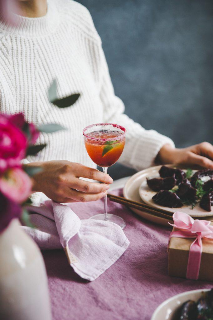 Saint valentin Styliste culinaire Lyon Besly