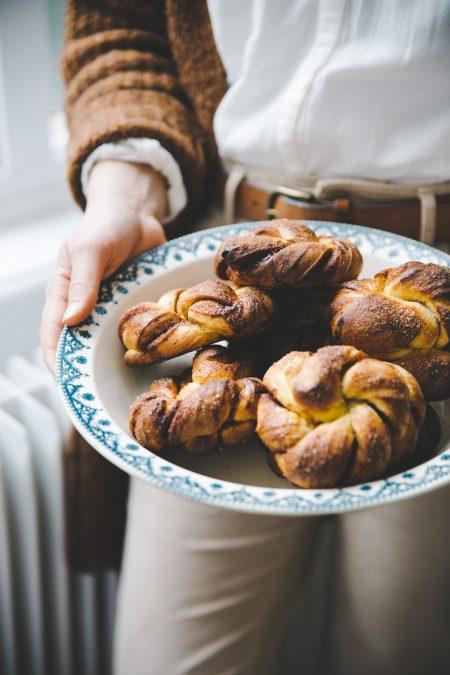 cinnamon roll Styliste culinaire Lyon Besly