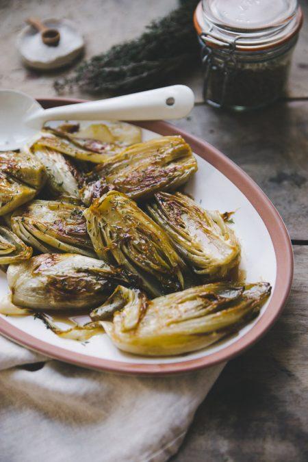 Endives braisées Styliste culinaire Lyon Besly