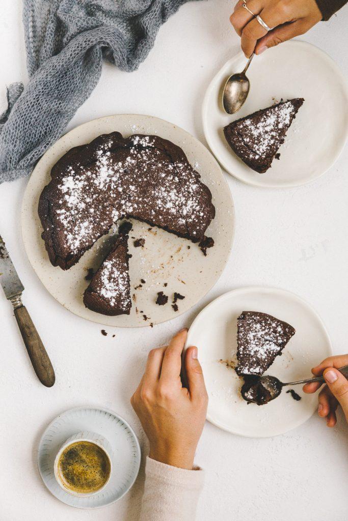 Recette Fondant Au Chocolat - Besly - Styliste Culinaire Lyon