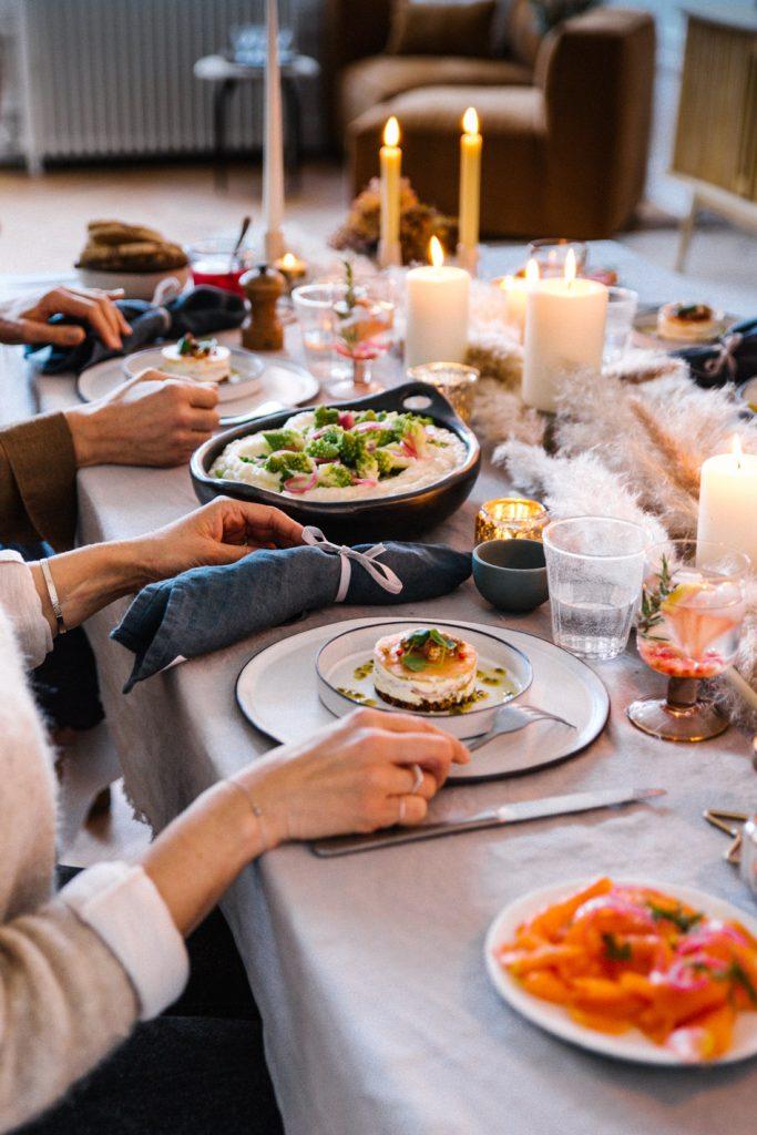 Mowi Pure Noël Styliste culinaire Lyon Besly