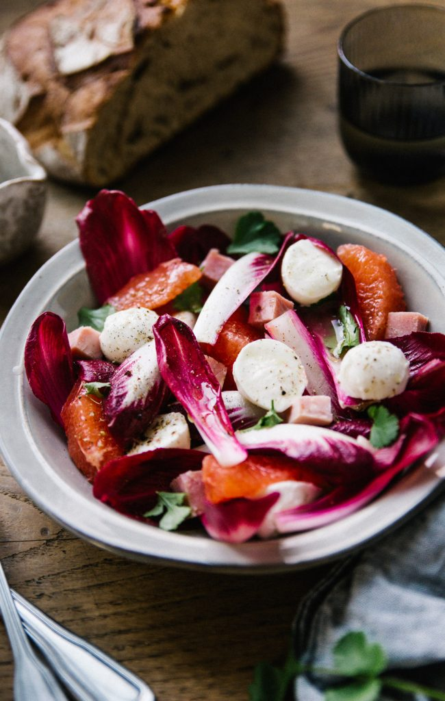 Salade Rose Stylisme Et Photographie Culinaire Besly